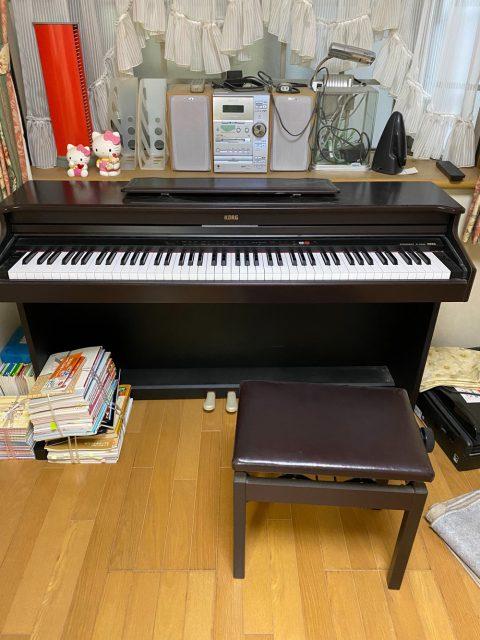 尼崎市 1998製KORG電子ピアノ高価買取サムネイル