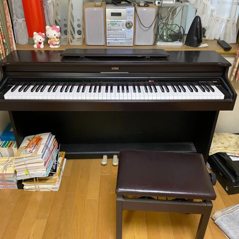 尼崎市 1998製KORG電子ピアノ高価買取