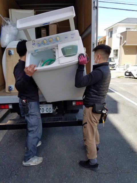 神戸市垂水区 リサイクル品回収サムネイル