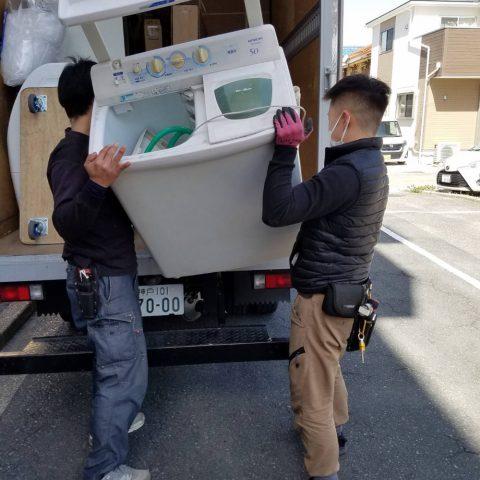 神戸市垂水区 リサイクル品回収